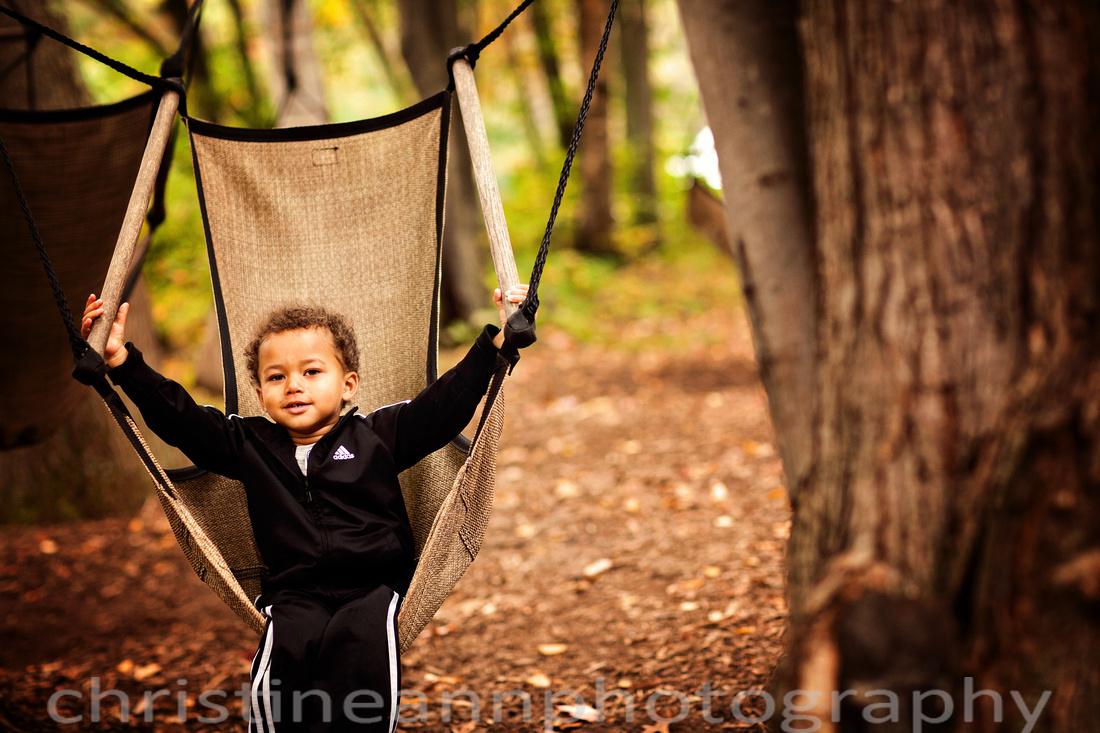 Duluth MN Cute Kid by Children Photographer Christine Ann Photography