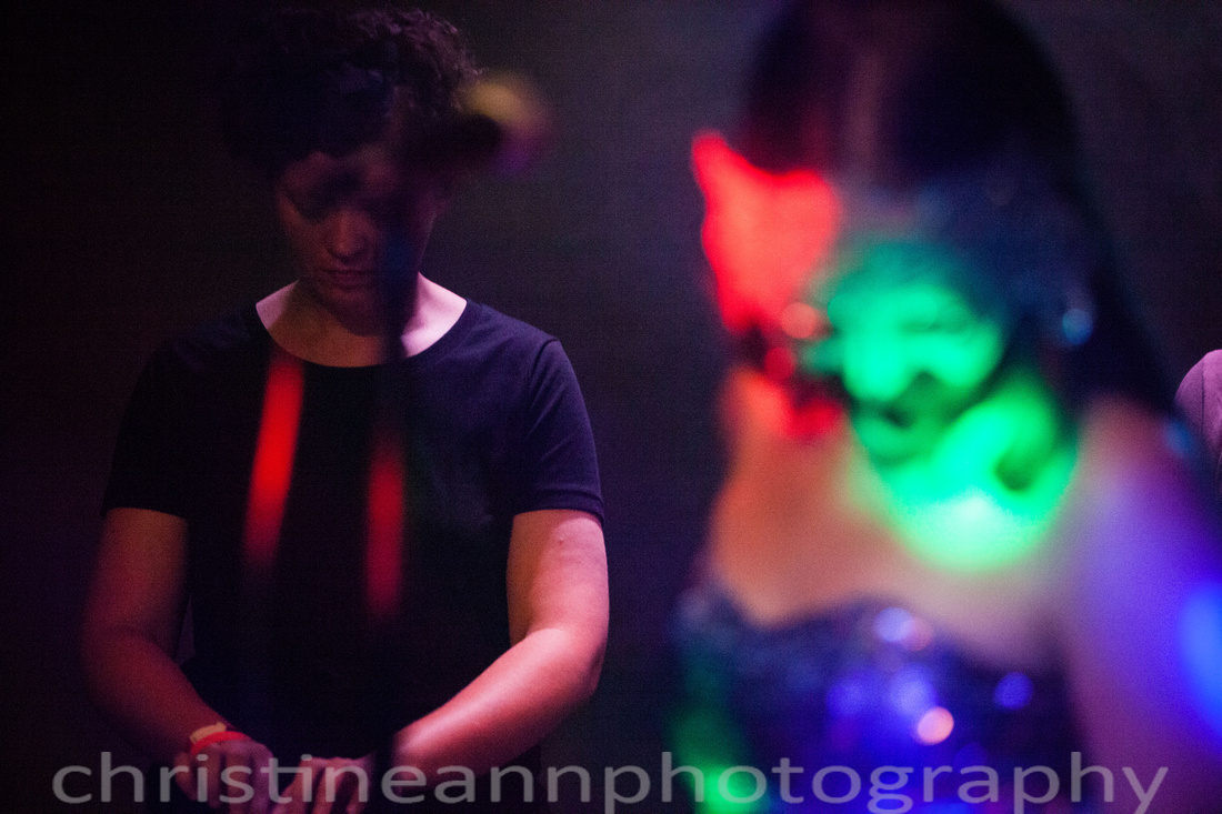 Duluth MN band Electric Witch Freezepop Dance Assault Electro show in Minneapolis MN at Nether Bar Mill City Nights