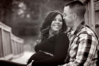 Engagement Photography by Duluth Photographer Christine Ann Photography