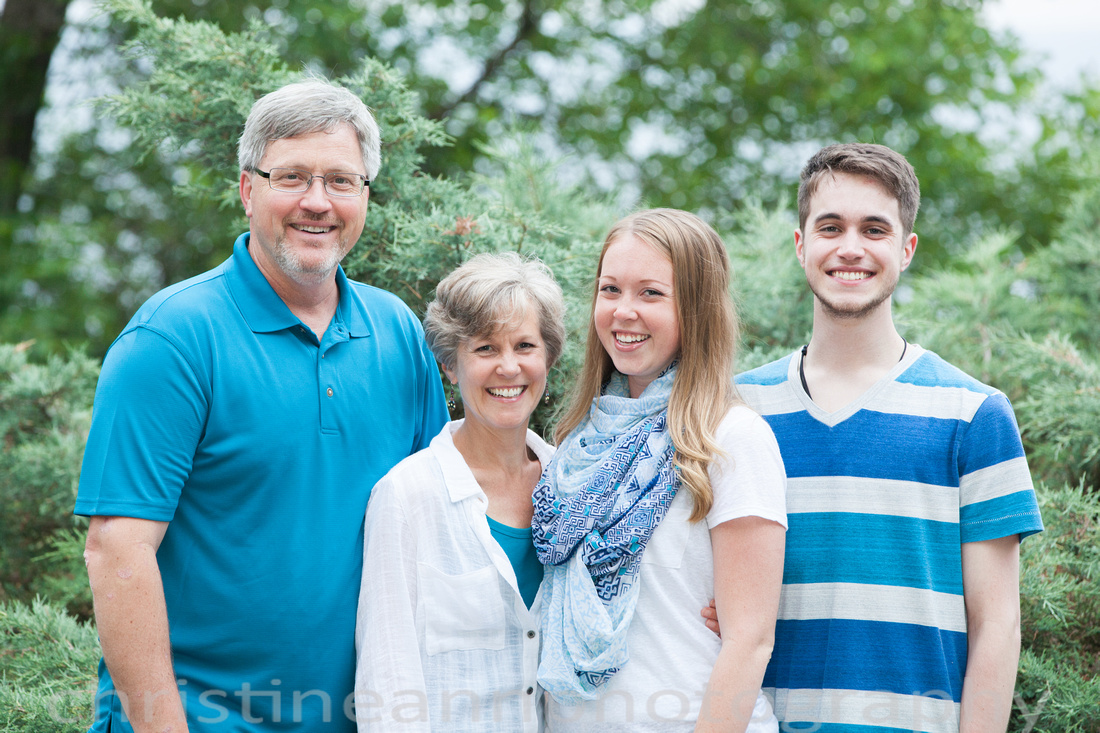 Family photography in Duluth MN at North Shore