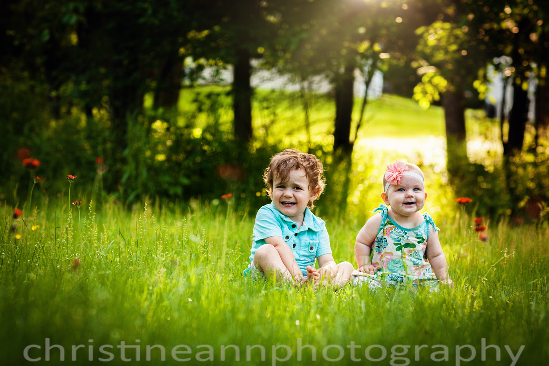 Children Portrait Photography Duluth MN Siblings
