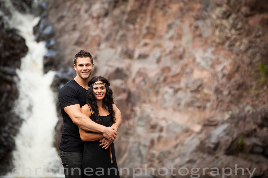 Duluth MN Engagement Wedding portrait Photographer Photography Session